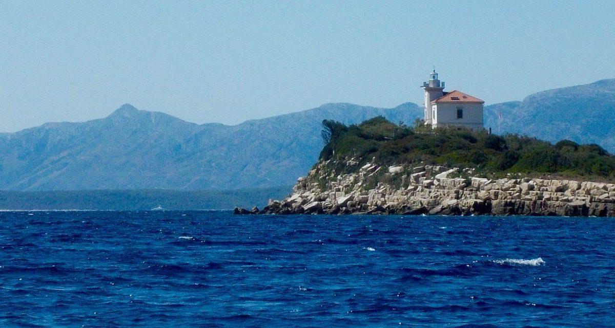 Yoga Retreat auf einer kleinen Insel
