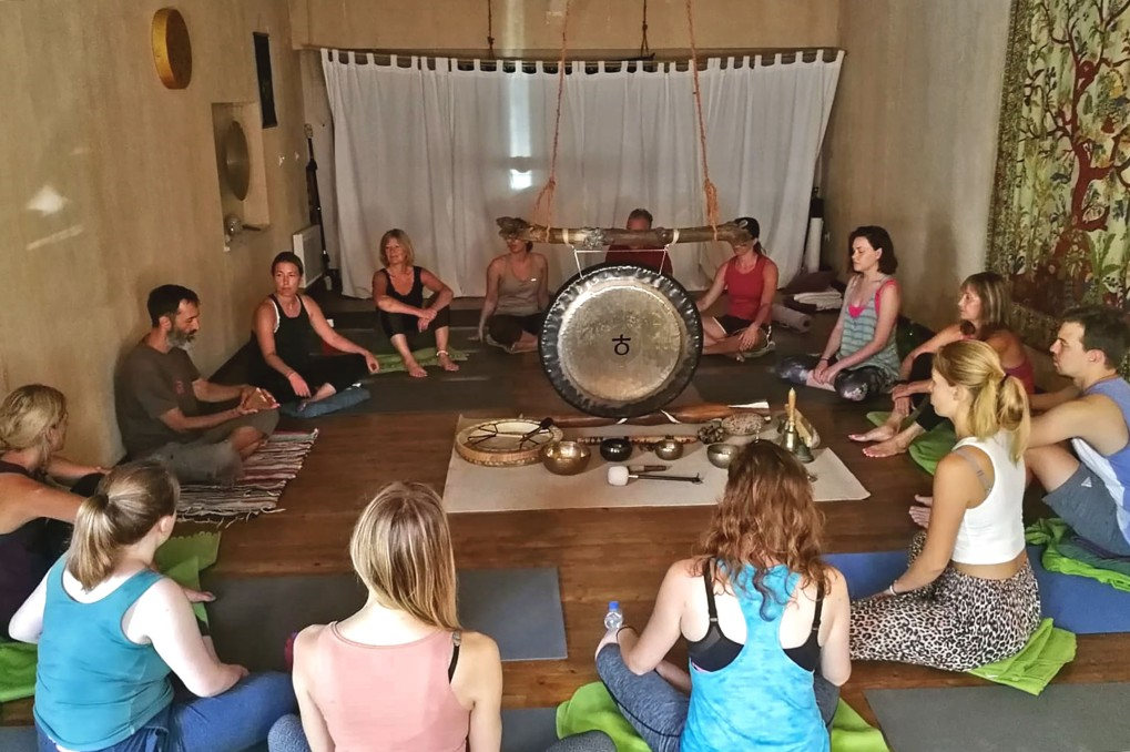 yoga and meditation retreat kroatien