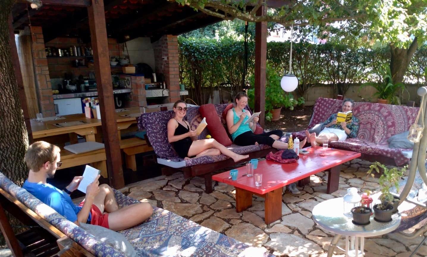 Yoga and Sport Adventure Retreat Istria Croatia