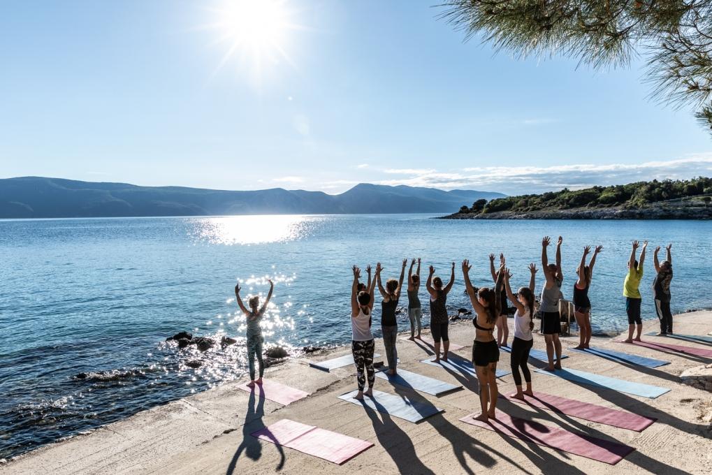 Yoga Retreat Kroatien 2020 Yoga und Sailing Krk