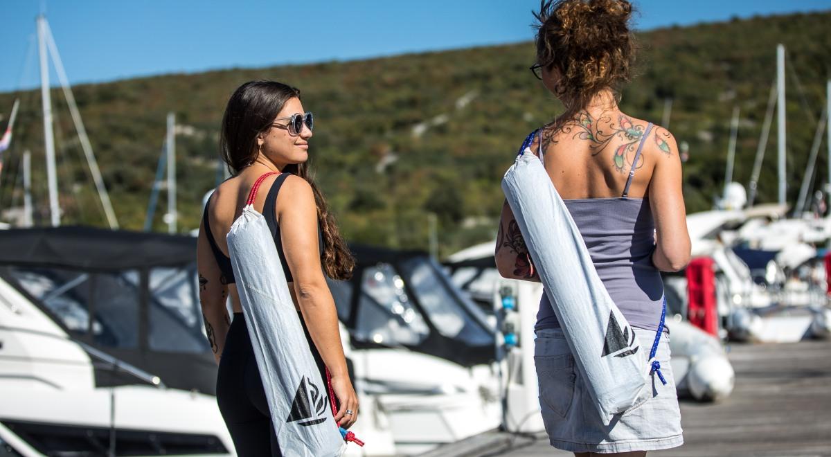 Yin Yang Yoga Sailing Retreat in Kroatien