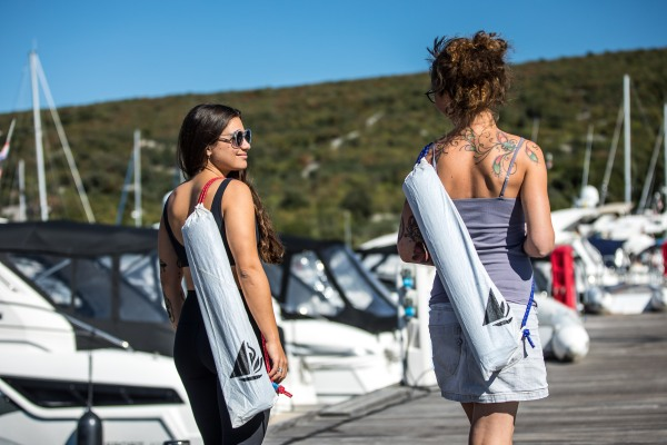 Yin Yang Yoga Sailing Retreat in Kroatien