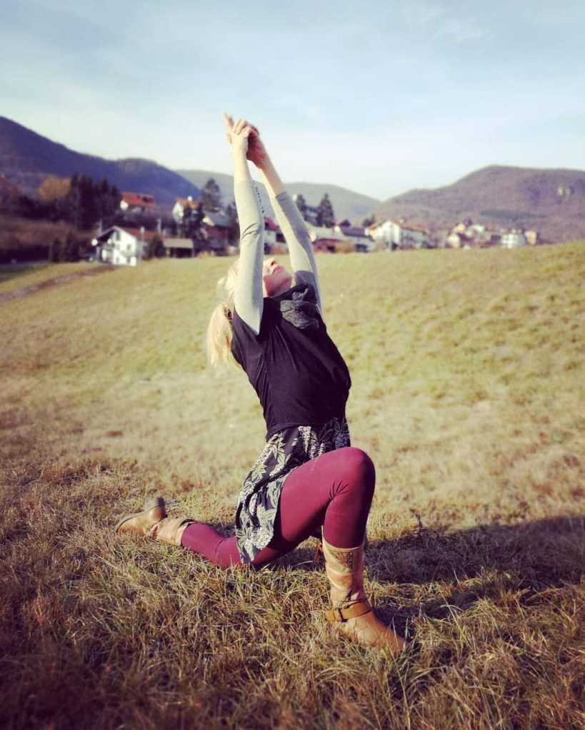 yoga weekend croatia march 2020