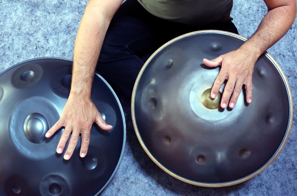 Handpan Workshop und Yoga Retreat Kroatien