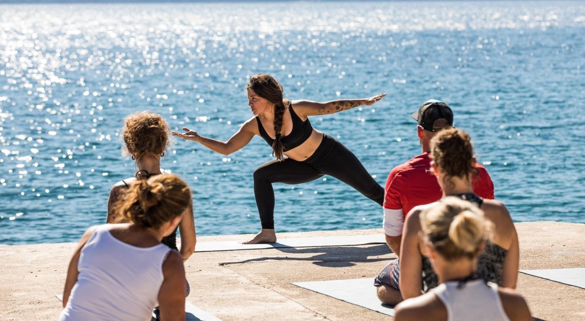 yoga retreat krk 2020, kroatien, yoga und segeln, kroatien retreats september 2020