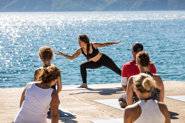 yoga retreat krk 2020, kroatien, yoga und segeln, kroatien retreats september 2020