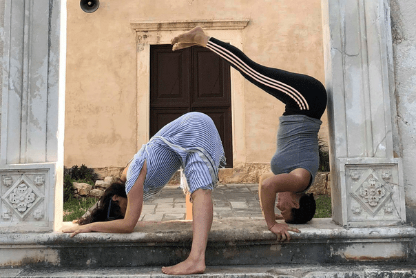 Yoga und Tanz Dalmatien Retreat Kroatien 2020