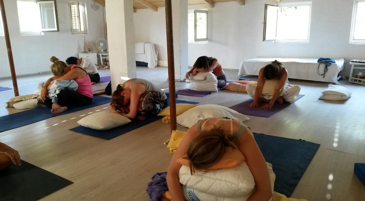 retreat yoga loft hvar island retreat