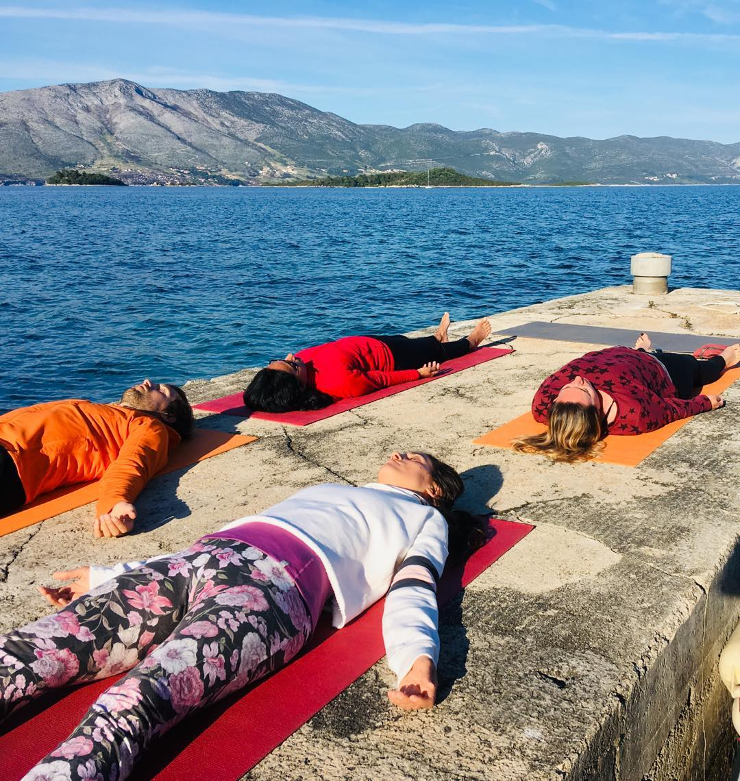 yoga retreats in croatia 2020
