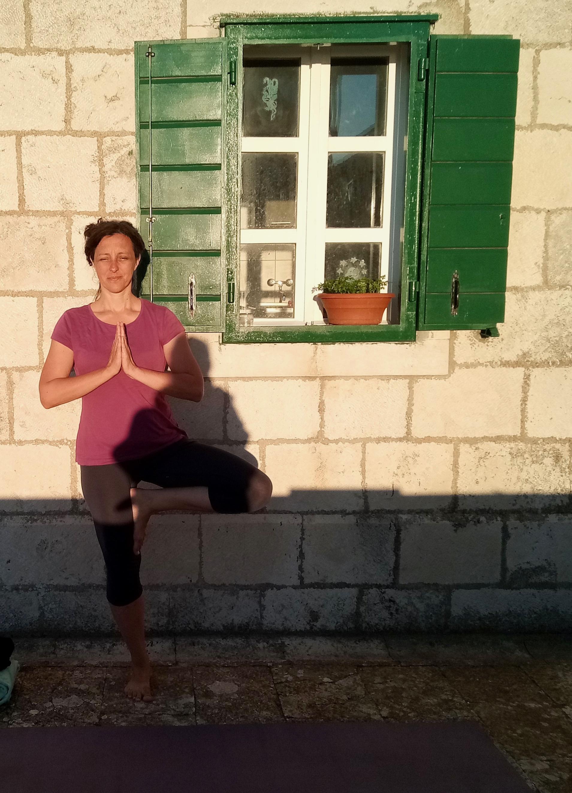 yoga retreat in kroatien 2021