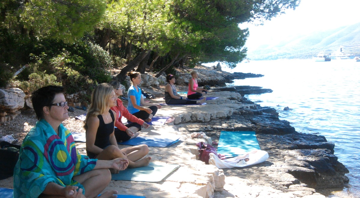 yoga by the sea hvar retreat croatia