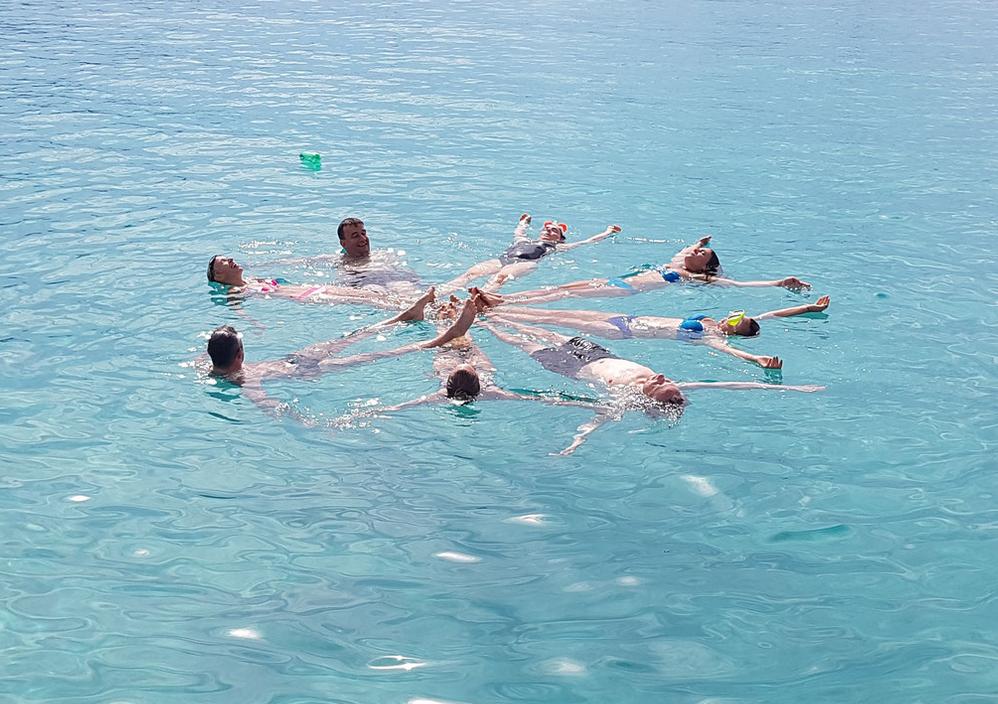 4 tage yoga retreat dalmatien kroatien oktober 2021