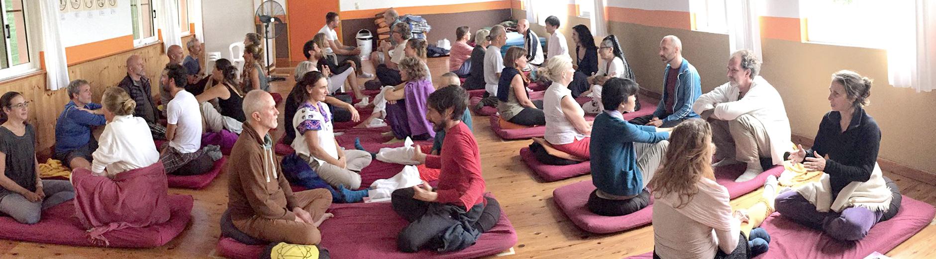 Meditation Zen Satori Retreat October 2021