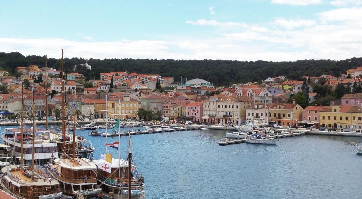 urlaub mali losinj kroatien