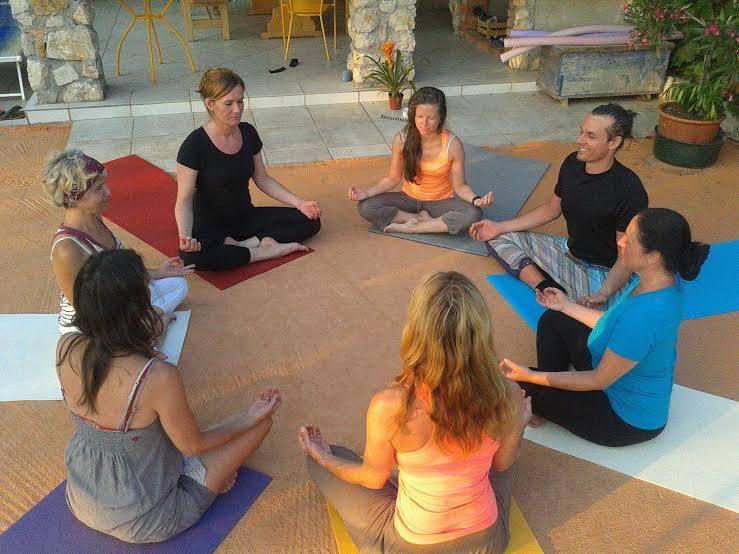 yoga und meditation retreat in kroatien 17. - 23. juli 2021