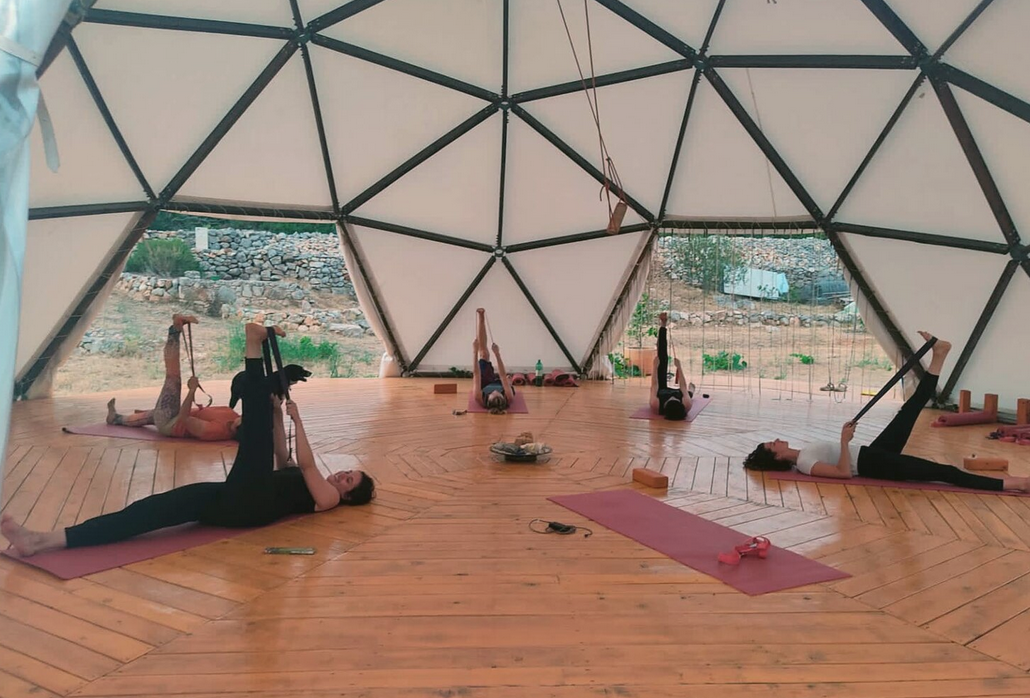 11 - 18 september 2021 tantra yoga retreat