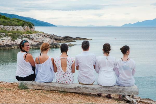 yoga retreat kroatien oktober 2021