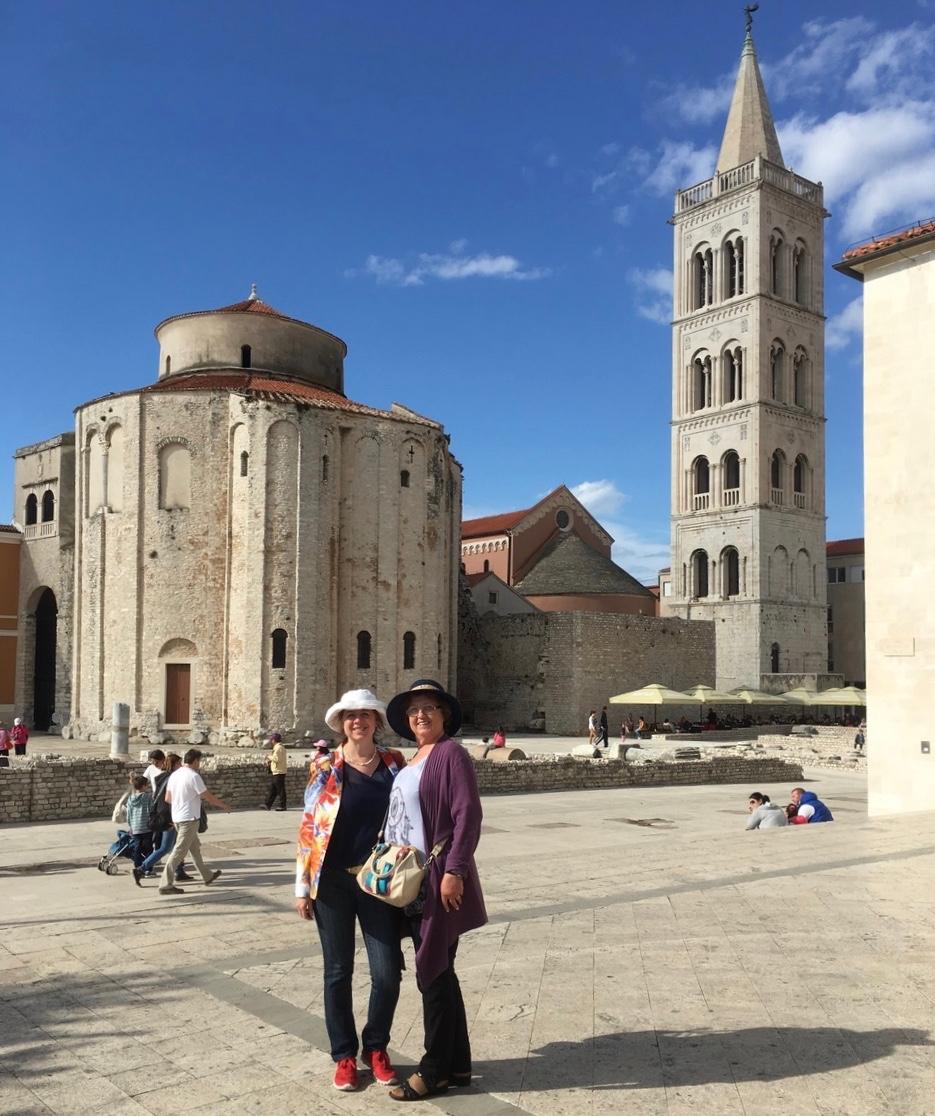 spirituelle seminar rundreise in kroatien