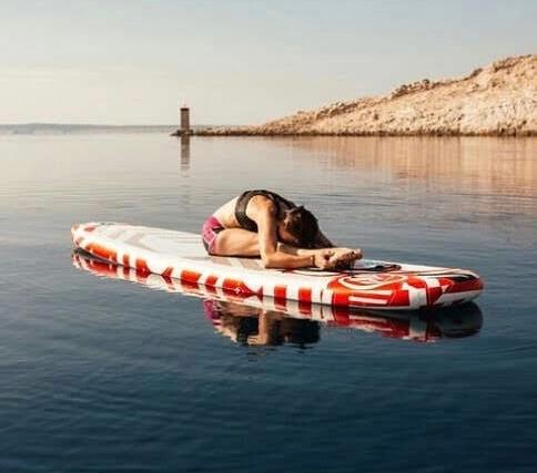 Ivana Salov Yoga and Stand Up Paddle Teacher